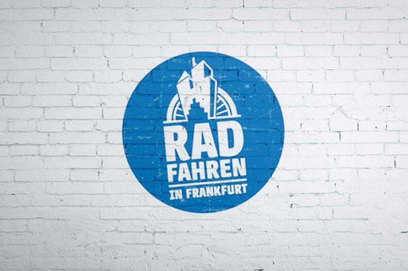 Logo Design für Radfahren in Frankfurt
