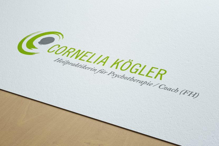 Grafikdesign: Logoentwicklung für Heilpraktikerin in Bodenheim