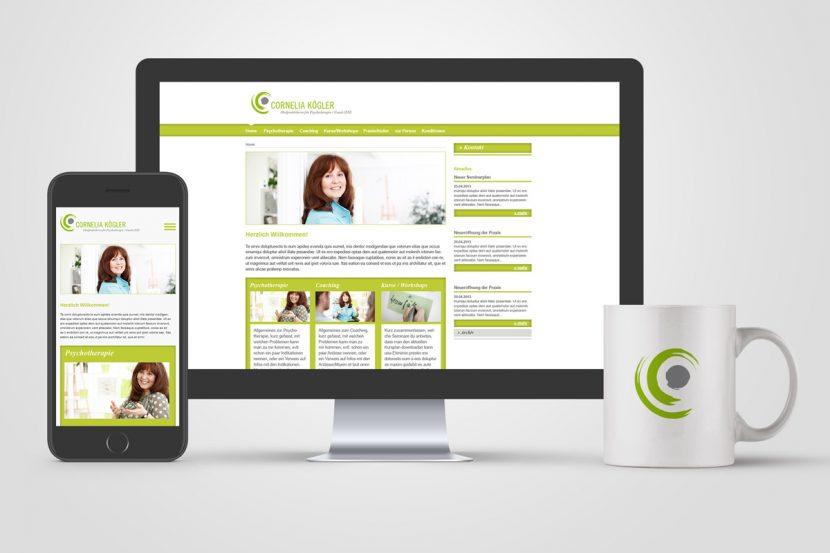 Werbeagentur: wir gestalten Ihre neue Internetseite