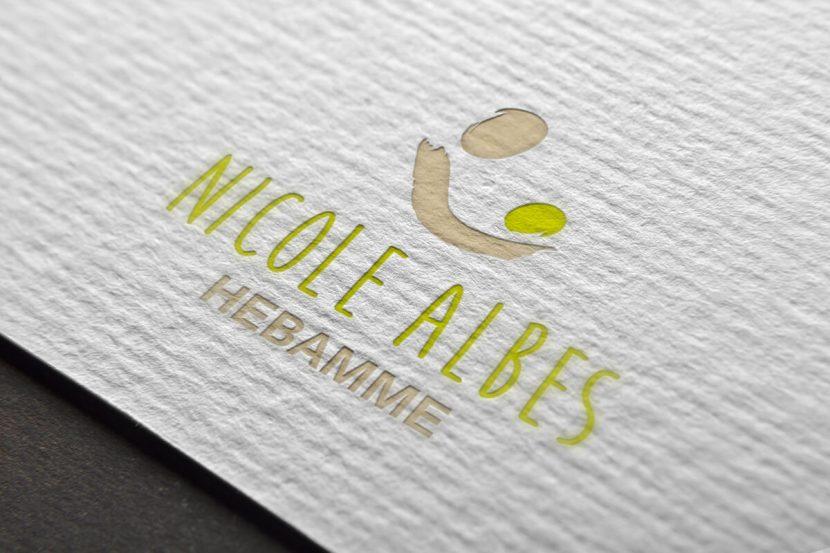 Logo Design für Nicole Albes