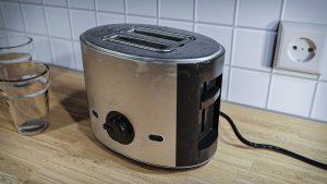 3D Grafik Toaster