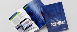 Print Grafikdesign: godesys Broschüre