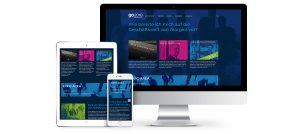 Webdesign: Digitalkonferenz go2018