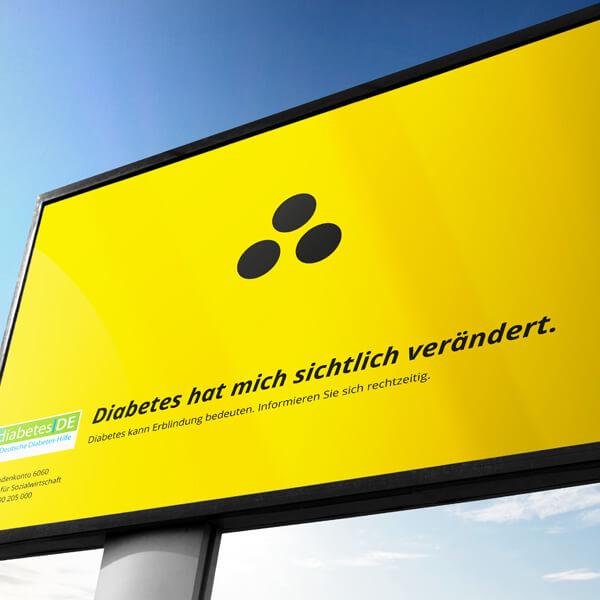 Awareness-Kampagne für Diabetes