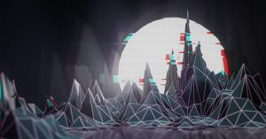 3D Landschaft